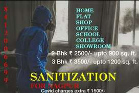 Call for Sanitization and sanitizer