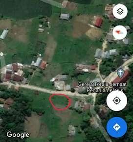 Jual tanah strategis di Rantepao