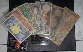 Uang kuno set borongan tahun 1959 lengkap