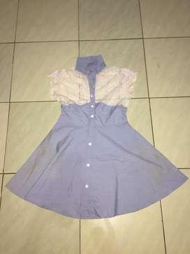 Dress Anak bekas murah