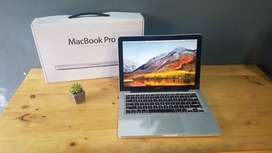 Macbook Pro MD101 2012 i5 RAM 4GB 500GB Fullset