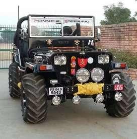 Modificationa all tepy jeep