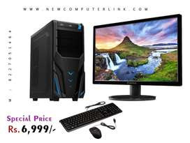 Brand New Assembled PC @ Rs : 6,999/- Only