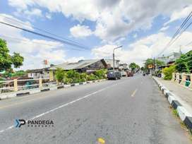 387 m2 Tanah di Tepi Jl Baciro Dekat Timoho, Cocok Kost Eksklusif