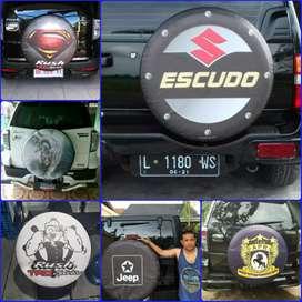 Sarung cover ban Rush Terios Taruna CR-V Terrano Touring Feroza Kuda