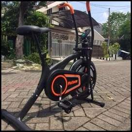 sepeda statis platinum bike FC-388N IR-023 treadmill murah