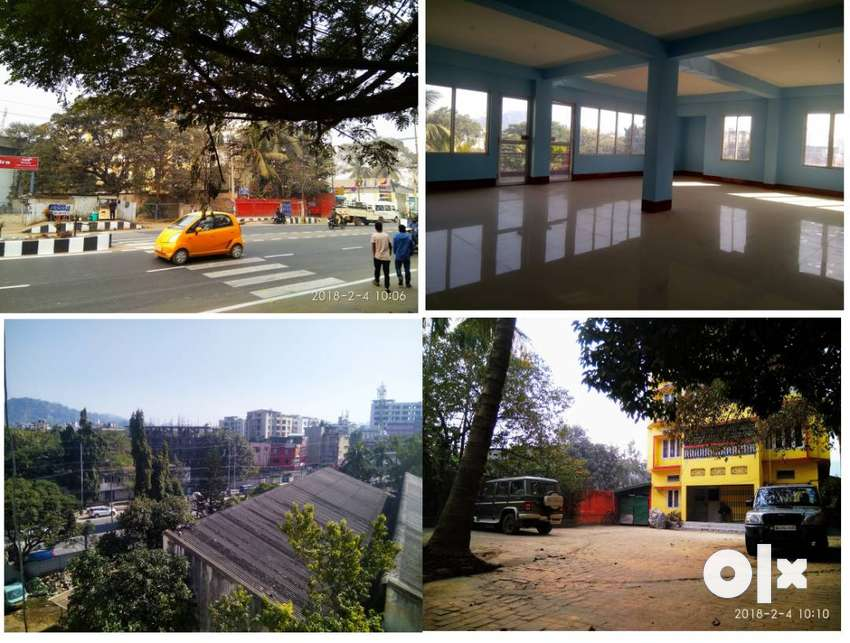7000 sq ft office / institution for rent in ganeshguri, guwahati 0