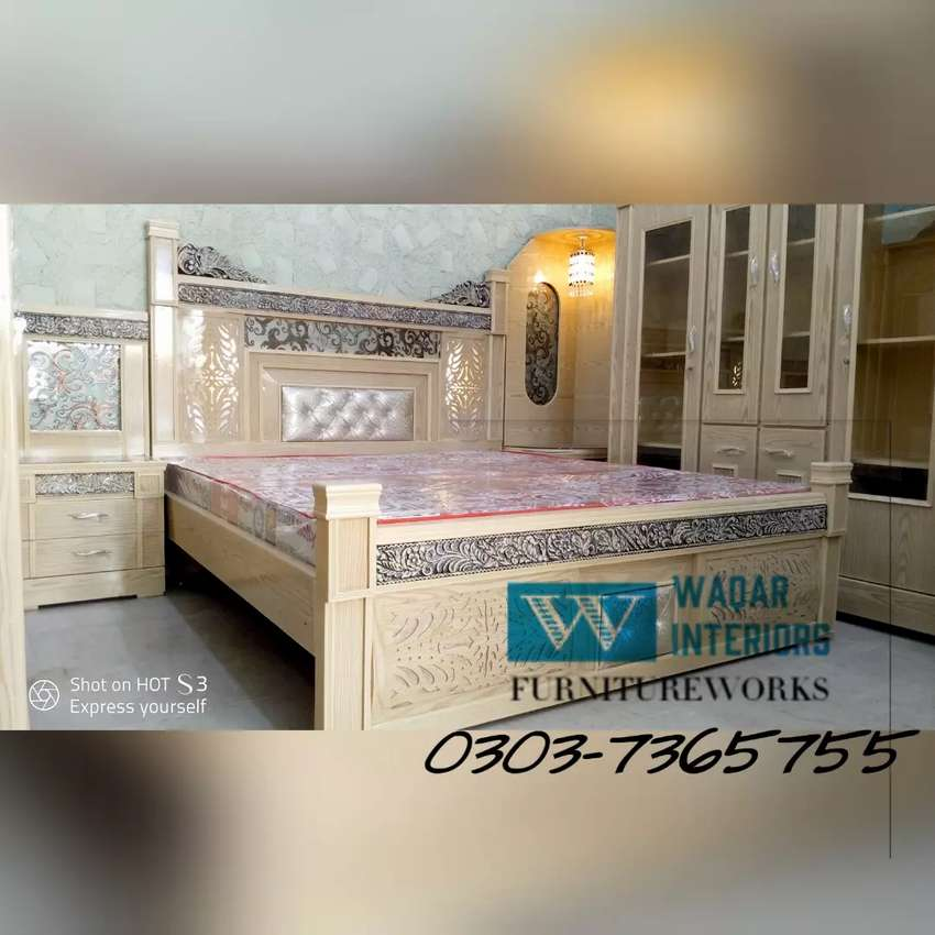 (Waqar_Interiors) New bedroom sets available 0