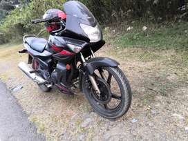 Hero Karizma R- Maintained well with regular servicing.