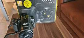 Nikon Coklpix P900