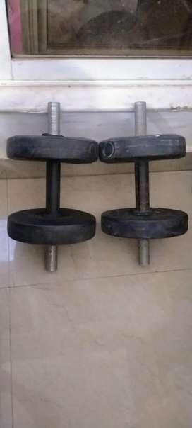 Dumbbell(2+2)+(2+2)kg