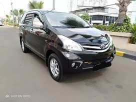 Toyota Avansa 1.3 G th 2012 Automatic (terima tukar tambah)