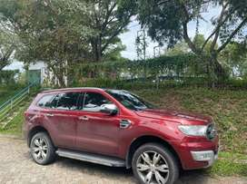 Ford everest 2015 pemakaian 2016
