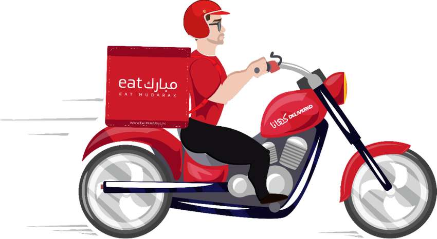 Riders Required for Food Delivery in Wapda Town Lahore 0