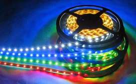 Remote Control RGB light waterproof IP66 16 Colours
