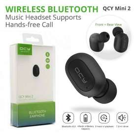 2019 Online Store [bluetooth 5.0] QCY Mini 2 Single Wireless bluetooth
