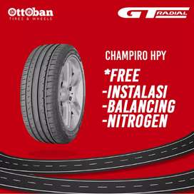 Jual ban GT radial champiro hpy 225 45 R18.buat mobil innova.