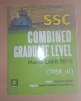 SSC CGL mains 2016 edition