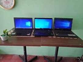 Ready 3 unit laptop harga 1.6jt sampai 1.7jt no minus, garansi 1bulan