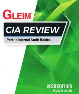 Gleim CIA  Books & MCQs Bank