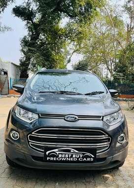 Ford Ecosport 1.5 Diesel Titanium Plus, 2017, Diesel