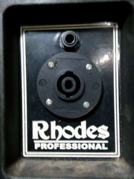 Crossover pasif Rhodes