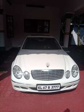 Mercedes Benz E 280, Diesel, Automatic with Sunroof