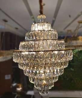 Lampu hias gantung termurah Lampu Hias/Gantung/Chandellier 8004-600F10
