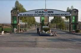Islamabad cooperative housing socity plot for sale
