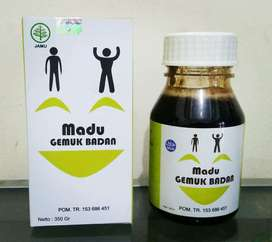 Madu Gemuk Badan Herbal