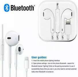 Iphone 7, 8 & plus Wired Bluetooth High Quality Earphones & handsfree