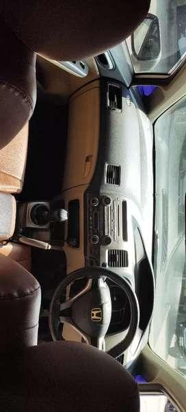 honda civic 2008 in good condition, pure petrol