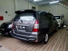 Toyota Kijang Innova / Inova G Manual Tahun 2013 Muluss , 2012 / 2014