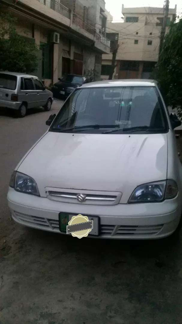 Cultus VXR 2006 white color 0