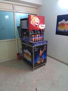 Soda machine manufacturer