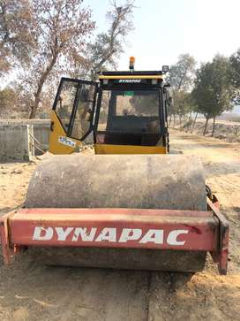 Road roller Dynapac Vibrator ca 251 d and china 135