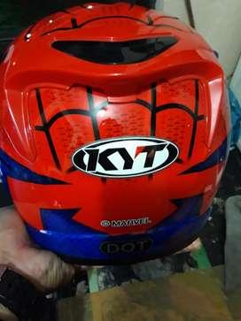 Helm kyt k2r motif spidermen