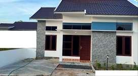 HOT Rumah Syariah ZARMINA Murah di Langkai Pahandut Kota Palangkaraya