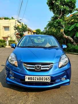 Honda Amaze 2013-2016 VX i-Vtech, 2013, Petrol