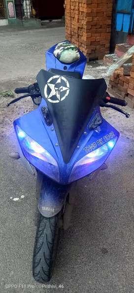 Bike Yamaha luvers