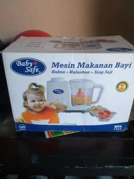 Baby food maker merk baby safe