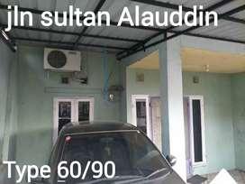 RUMAH MURAH FULL RENOVASI. Jln Sultan Alauddin dkt kampus UNISMUH UNM