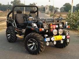 Hunter Jeep