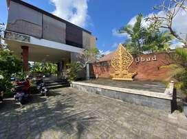 luxury villa komplek murah pinggir jalan ubud tegalalang full view