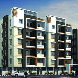 Best gated community flats in gajuwaka.