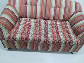Two seater sofa good condition