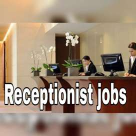 Hiring for front office/ receptionist