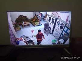 Paket 4 CCTV full hd include pasang dan setting ke hp area mojokerto