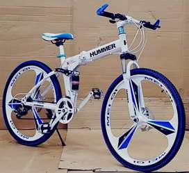 Hummer folding cycle