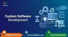 Best Customized Software Development for Small And Large Businesses.